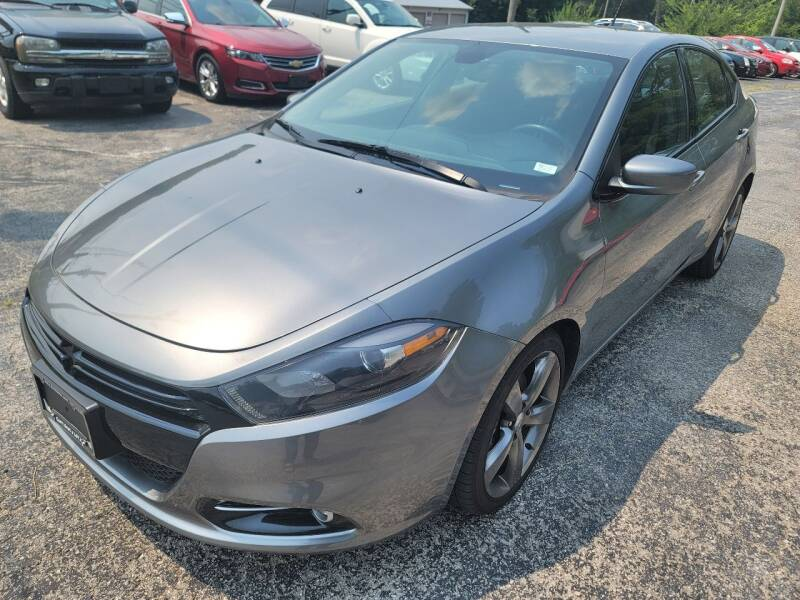 2013 Dodge Dart for sale at BHT Motors LLC in Imperial MO