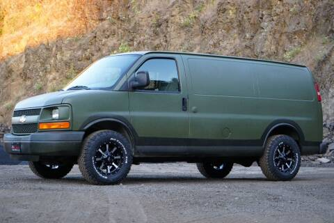 2007 Chevrolet Express Cargo for sale at Beaverton Auto Wholesale LLC in Hillsboro OR