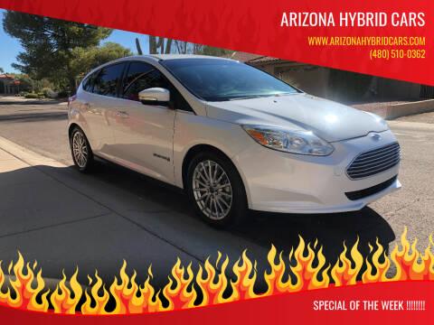 2014 Ford Focus for sale at Arizona Hybrid Cars in Scottsdale AZ