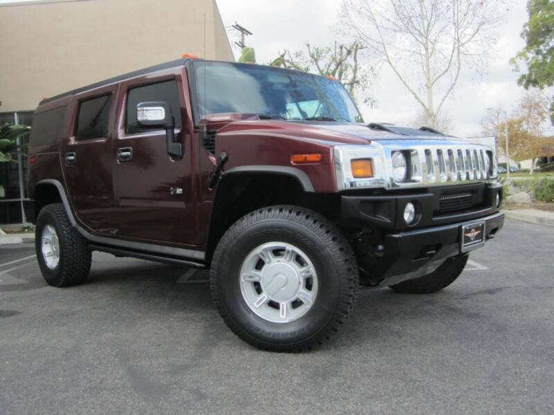 2007 HUMMER H2 for sale at ORANGE COUNTY AUTO WHOLESALE in Irvine CA