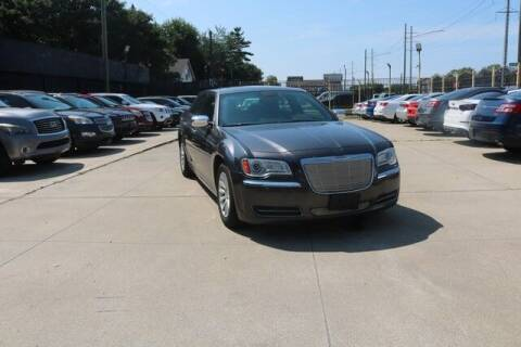 2014 Chrysler 300 for sale at F & M AUTO SALES in Detroit MI