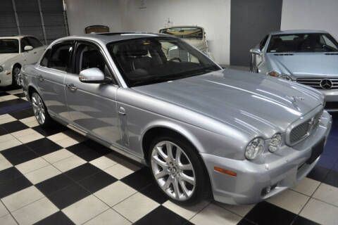 2008 Jaguar XJ-Series for sale at Podium Auto Sales Inc in Pompano Beach FL
