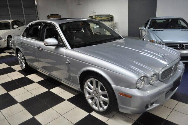 2008 Jaguar XJ-Series XJ8