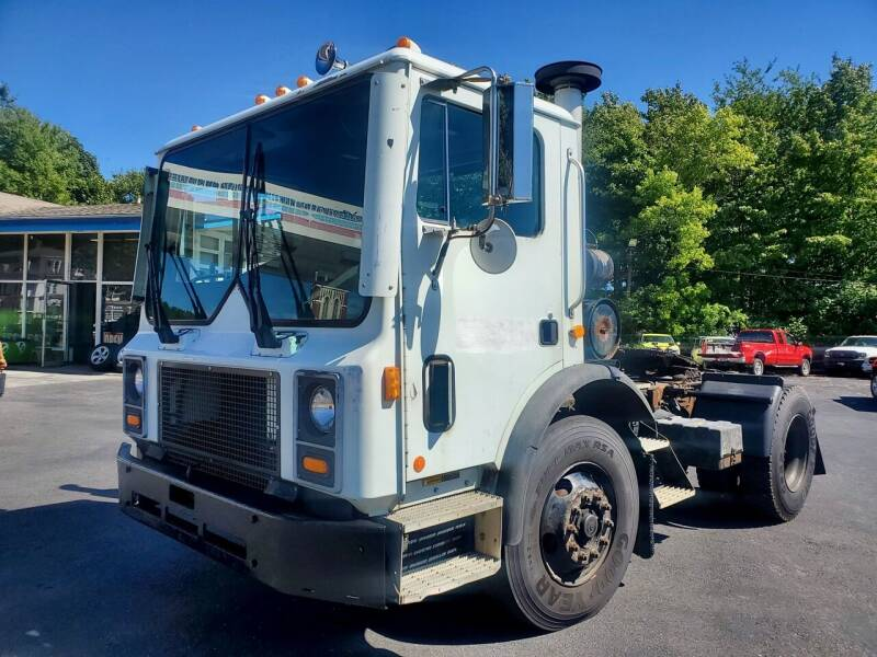 2007 Mack MR688P for sale at K Tech Auto Sales in Leominster MA