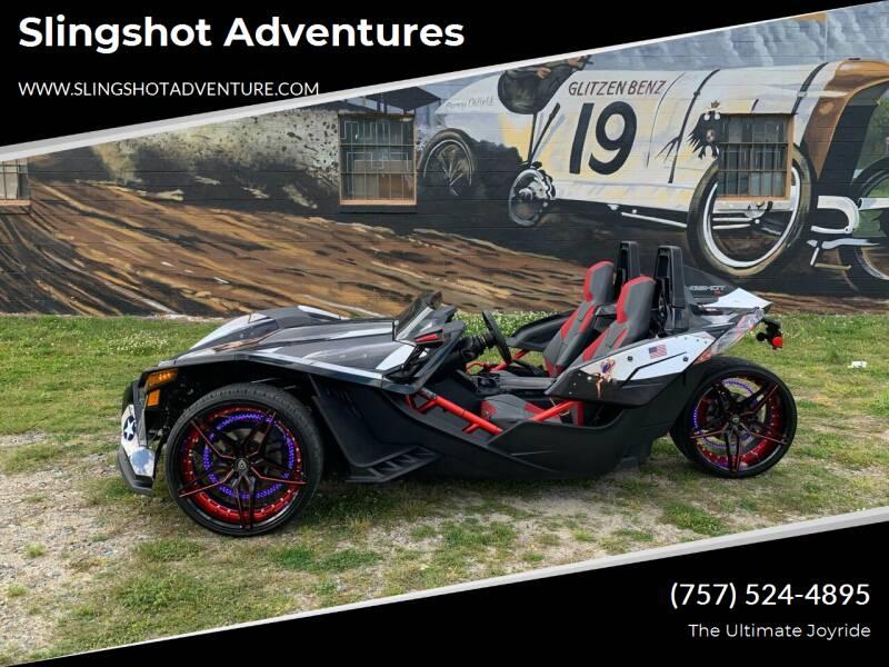2016 Polais Slingshot for sale at Slingshot Adventures in Virginia Beach VA