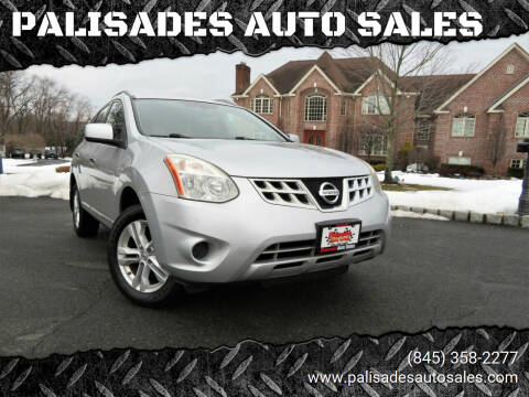 2012 Nissan Rogue for sale at PALISADES AUTO SALES in Nyack NY