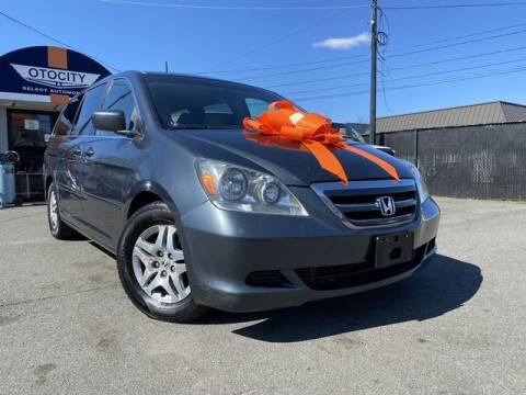 2006 Honda Odyssey for sale at OTOCITY in Totowa NJ