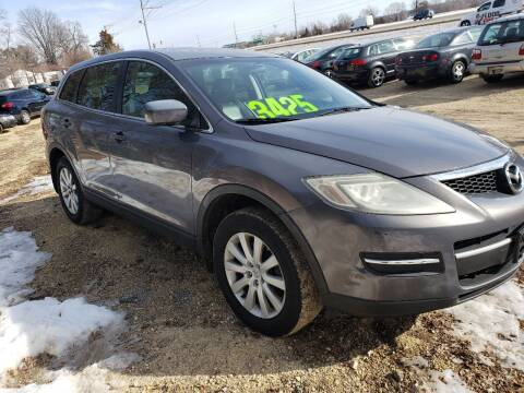 2007 Mazda CX-9 for sale at Northwoods Auto & Truck Sales in Machesney Park IL