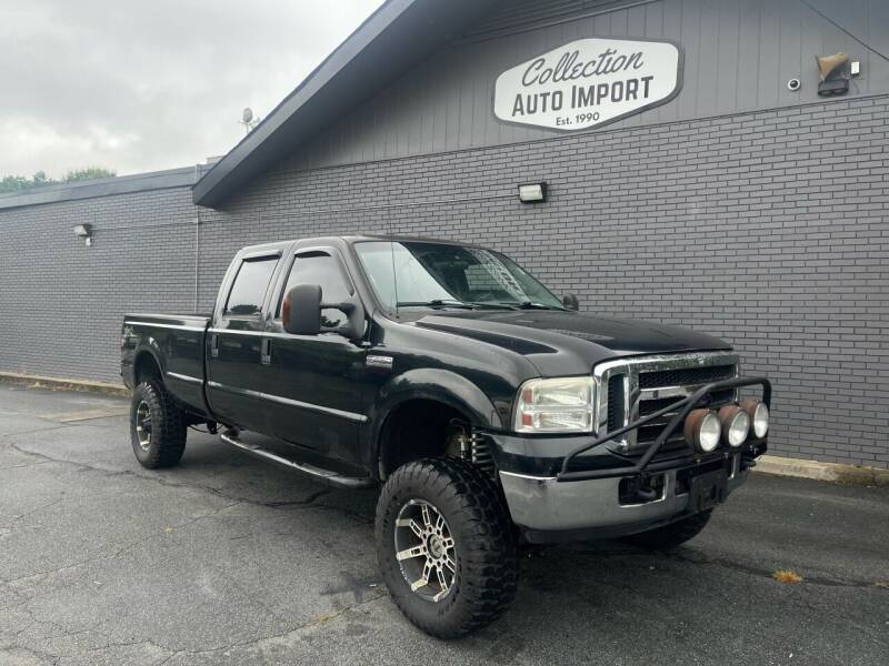 2006 Ford F-250 Super Duty for sale at Collection Auto Import in Charlotte NC