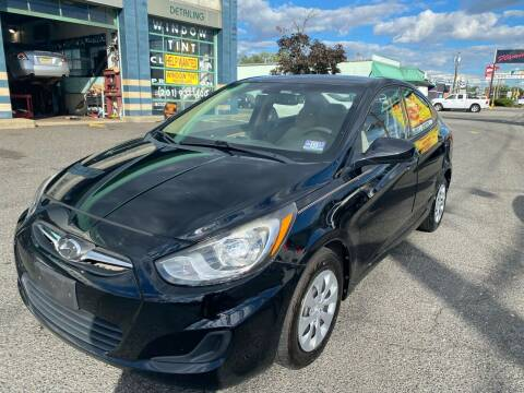 2013 Hyundai Accent for sale at MFT Auction in Lodi NJ