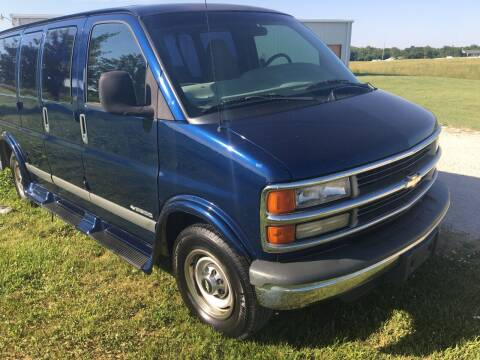2000 Chevrolet Express Passenger for sale at Nice Cars in Pleasant Hill MO