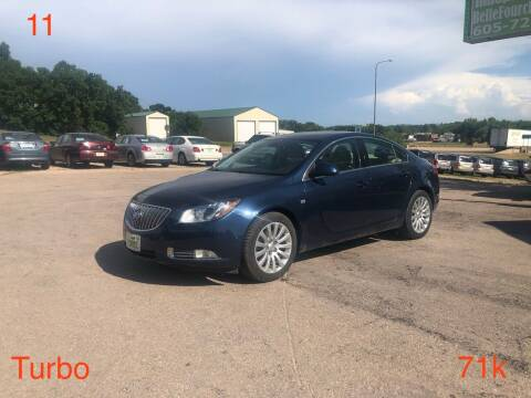 2011 Buick Regal for sale at Independent Auto in Belle Fourche SD