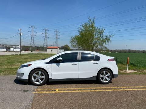 2012 Chevrolet Volt for sale at Tennessee Valley Wholesale Autos LLC in Huntsville AL