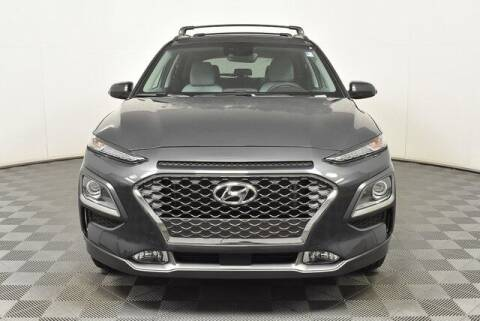 2021 Hyundai Kona for sale at Southern Auto Solutions - Georgia Car Finder - Southern Auto Solutions-Jim Ellis Hyundai in Marietta GA