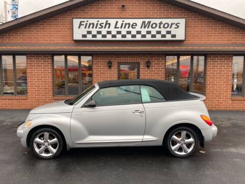 2005 Chrysler PT Cruiser for sale at FINISHLINE MOTORS in Canton OH