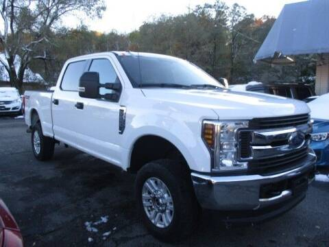 2018 Ford F-250 Super Duty for sale at Mill Street Motors in Worcester MA