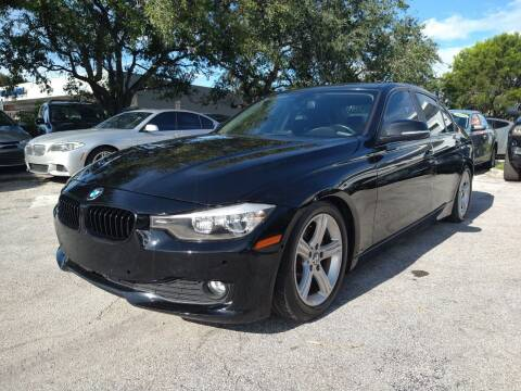 2014 BMW 3 Series for sale at Auto World US Corp in Plantation FL