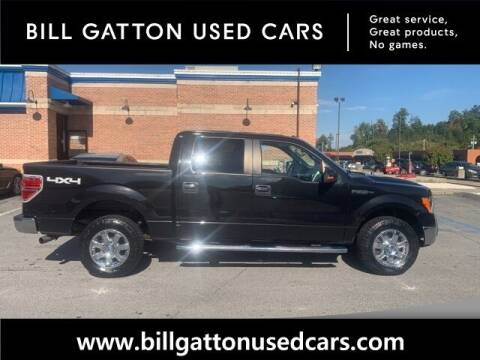 2013 Ford F-150 for sale at Bill Gatton Used Cars in Johnson City TN