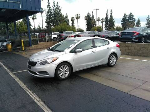 2016 Kia Forte for sale at A.I. Monroe Auto Sales in Bountiful UT