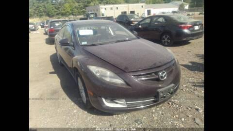 2009 Mazda MAZDA6 for sale at Route 28 Auto Sales in Canton MA