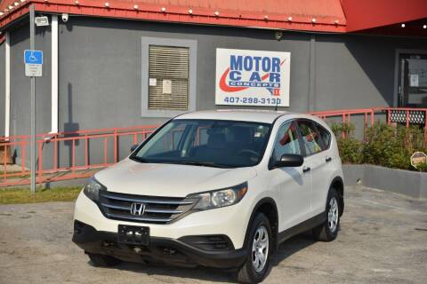 2014 Honda CR-V for sale at Motor Car Concepts II - Kirkman Location in Orlando FL