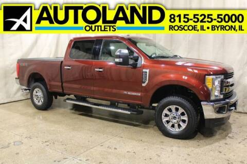 2017 Ford F-250 Super Duty for sale at AutoLand Outlets Inc in Roscoe IL