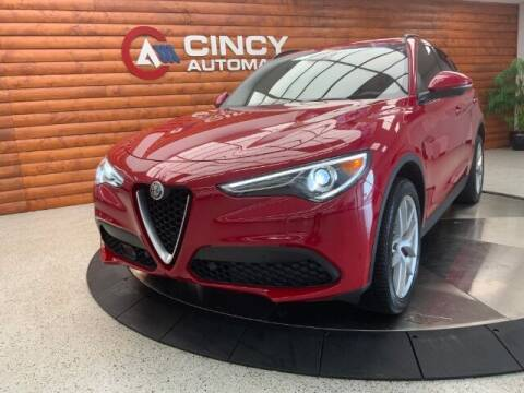 2018 Alfa Romeo Stelvio for sale at Dixie Motors in Fairfield OH