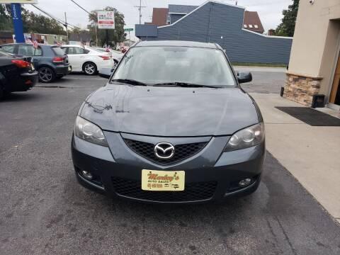 2009 Mazda MAZDA3 for sale at Marley's Auto Sales in Pasadena MD