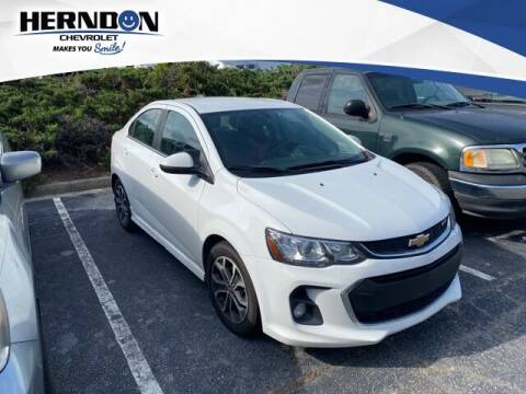 2017 Chevrolet Sonic for sale at Herndon Chevrolet in Lexington SC
