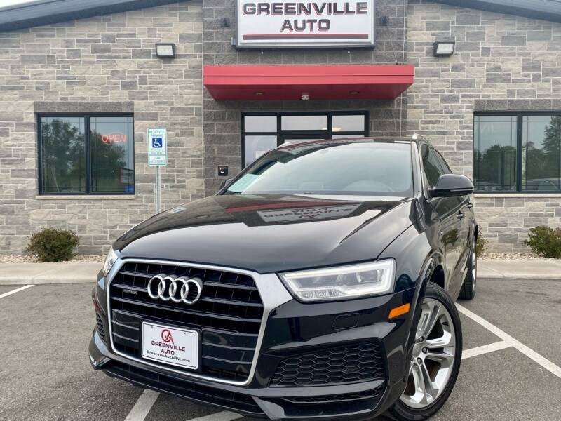 2018 Audi Q3 for sale at GREENVILLE AUTO in Greenville WI