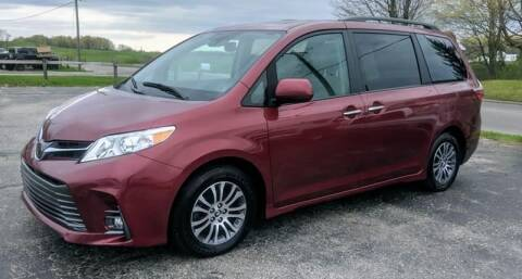 2018 Toyota Sienna for sale at Premier Auto Sales Inc. in Big Rapids MI