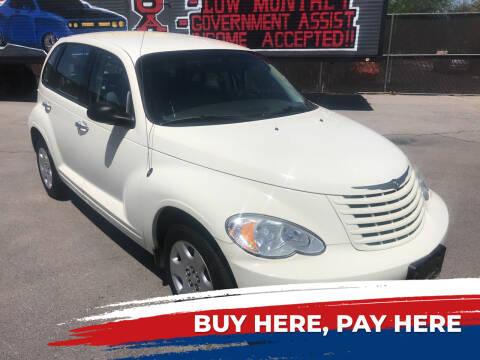 2008 Chrysler PT Cruiser for sale at Rock Star Auto Sales in Las Vegas NV