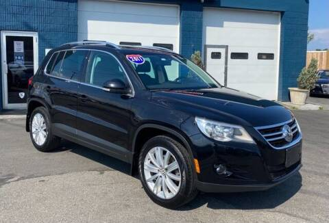 2011 Volkswagen Tiguan for sale at Saugus Auto Mall in Saugus MA