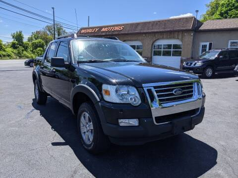 2008 Ford Explorer Sport Trac for sale at Worley Motors in Enola PA