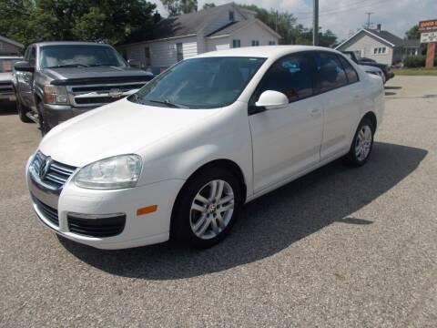 2007 Volkswagen Jetta for sale at Jenison Auto Sales in Jenison MI