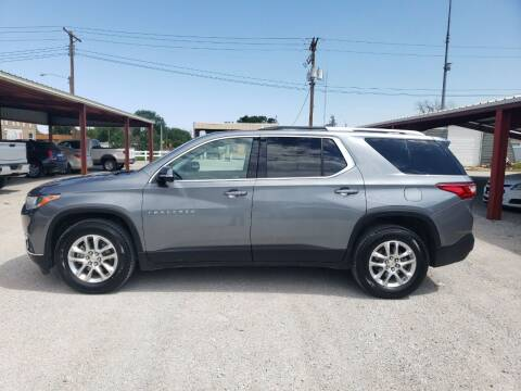2018 Chevrolet Traverse for sale at Faw Motor Co in Cambridge NE