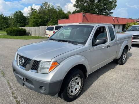 2006 Nissan Frontier for sale at Best Buy Auto Sales in Murphysboro IL