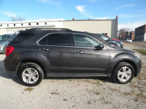 2014 Chevrolet Equinox for sale at Kingdom Auto Centers in Litchfield IL