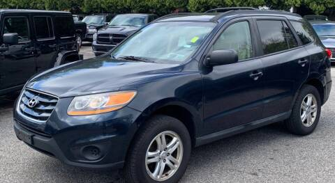 2011 Hyundai Santa Fe for sale at Cars 2 Love in Delran NJ