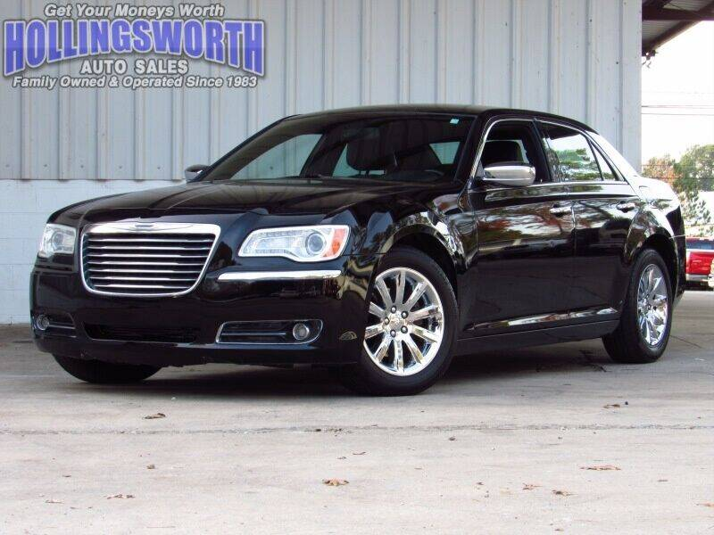 2012 Chrysler 300 for sale at Hollingsworth Auto Sales in Raleigh NC