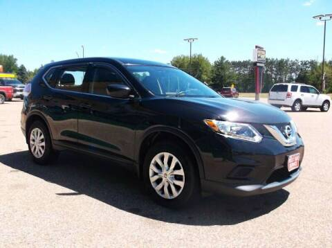 2016 Nissan Rogue for sale at West Side Service in Auburndale WI