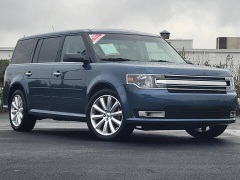 2018 Ford Flex for sale at BuyRight Auto in Greensburg IN