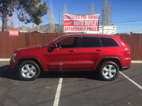 2011 Jeep Grand Cherokee for sale at Flagstaff Auto Outlet in Flagstaff AZ