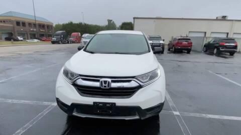 2018 Honda CR-V for sale at FLORIDA CAR TRADE LLC in Davie FL