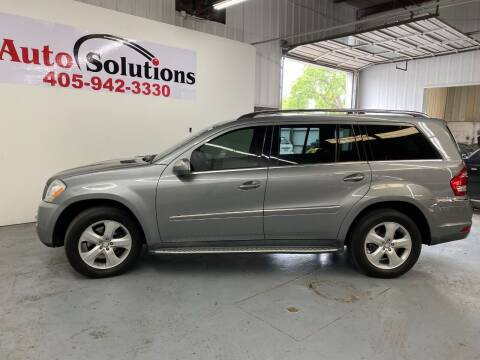 2010 Mercedes-Benz GL-Class for sale at Auto Solutions in Warr Acres OK