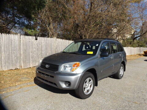2005 Toyota RAV4 for sale at Wayland Automotive in Wayland MA
