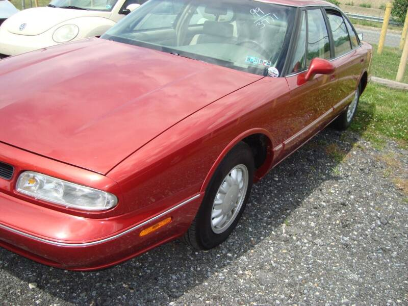 1999 Oldsmobile Eighty-Eight for sale at Branch Avenue Auto Auction in Clinton MD