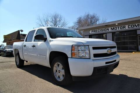 2010 Chevrolet Silverado 1500 Hybrid for sale at PMC Automotive in Cincinnati OH