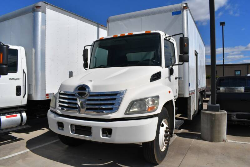 2010 Hino 268 for sale at WHITT'S AUTO SALES, LLC in Houston TX