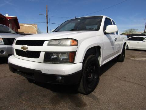 2012 Chevrolet Colorado for sale at Van Buren Motors in Phoenix AZ
